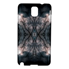 Storm Nature Clouds Landscape Tree Samsung Galaxy Note 3 N9005 Hardshell Case