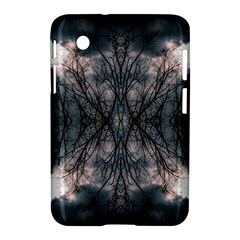 Storm Nature Clouds Landscape Tree Samsung Galaxy Tab 2 (7 ) P3100 Hardshell Case