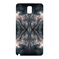 Storm Nature Clouds Landscape Tree Samsung Galaxy Note 3 N9005 Hardshell Back Case