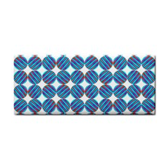 Geometric Dots Pattern Rainbow Cosmetic Storage Cases