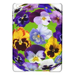 Spring Pansy Blossom Bloom Plant Ipad Air Hardshell Cases