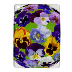 Spring Pansy Blossom Bloom Plant iPad Air 2 Hardshell Cases
