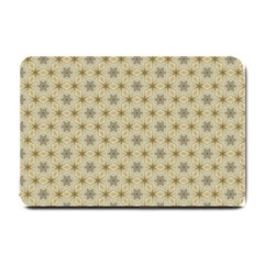Star Basket Pattern Basket Pattern Small Doormat