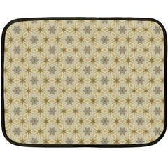 Star Basket Pattern Basket Pattern Fleece Blanket (mini)