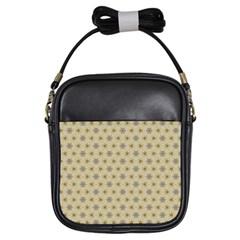 Star Basket Pattern Basket Pattern Girls Sling Bags
