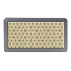 Star Basket Pattern Basket Pattern Memory Card Reader (mini)