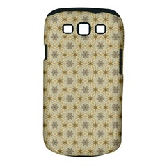 Star Basket Pattern Basket Pattern Samsung Galaxy S Iii Classic Hardshell Case (pc+silicone)