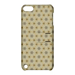 Star Basket Pattern Basket Pattern Apple Ipod Touch 5 Hardshell Case With Stand