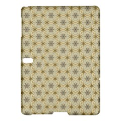 Star Basket Pattern Basket Pattern Samsung Galaxy Tab S (10 5 ) Hardshell Case