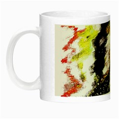 Canvas Acrylic Digital Design Night Luminous Mugs