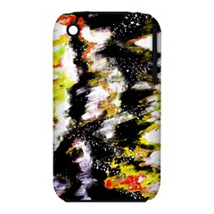 Canvas Acrylic Digital Design iPhone 3S/3GS