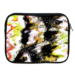 Canvas Acrylic Digital Design Apple Ipad 2/3/4 Zipper Cases