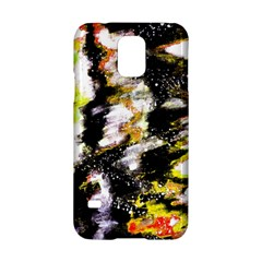 Canvas Acrylic Digital Design Samsung Galaxy S5 Hardshell Case