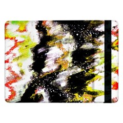 Canvas Acrylic Digital Design Samsung Galaxy Tab Pro 12 2  Flip Case