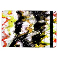 Canvas Acrylic Digital Design Ipad Air Flip