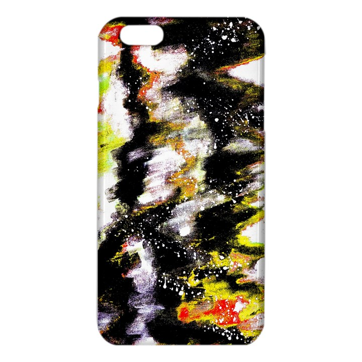 Canvas Acrylic Digital Design iPhone 6 Plus/6S Plus TPU Case