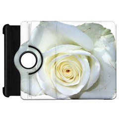 Flower White Rose Lying Kindle Fire Hd 7