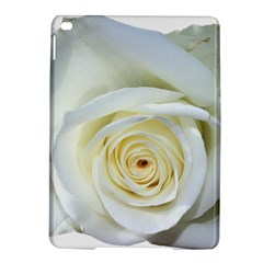 Flower White Rose Lying Ipad Air 2 Hardshell Cases