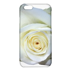 Flower White Rose Lying iPhone 6/6S TPU Case