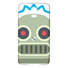 Robot Samsung Galaxy S5 Back Case (White)
