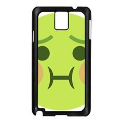 Barf Samsung Galaxy Note 3 N9005 Case (Black)