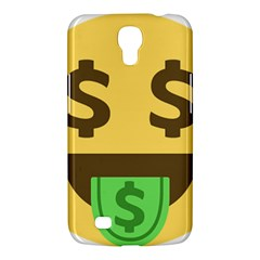 Money Face Emoji Samsung Galaxy Mega 6.3  I9200 Hardshell Case