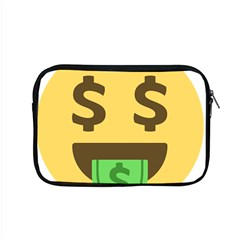 Money Face Emoji Apple Macbook Pro 15  Zipper Case
