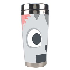 Cat Smile Stainless Steel Travel Tumblers