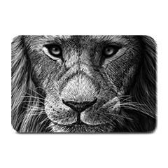 My Lion Sketch Plate Mats