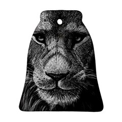 My Lion Sketch Ornament (bell)