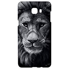My Lion Sketch Samsung C9 Pro Hardshell Case