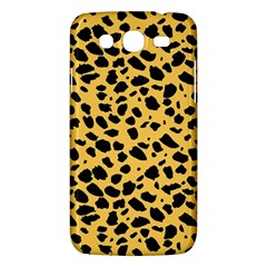 Skin Animals Cheetah Dalmation Black Yellow Samsung Galaxy Mega 5.8 I9152 Hardshell Case