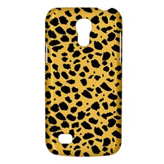 Skin Animals Cheetah Dalmation Black Yellow Galaxy S4 Mini
