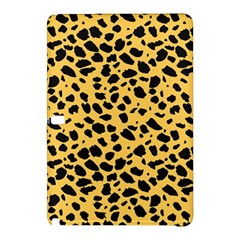 Skin Animals Cheetah Dalmation Black Yellow Samsung Galaxy Tab Pro 10.1 Hardshell Case