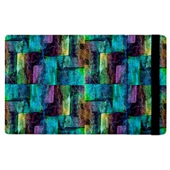 Abstract Square Wall Apple Ipad Pro 12 9   Flip Case