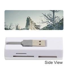 Fitz Roy Mountain, El Chalten Patagonia   Argentina Memory Card Reader (Stick)
