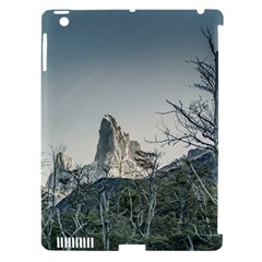 Fitz Roy Mountain, El Chalten Patagonia   Argentina Apple iPad 3/4 Hardshell Case (Compatible with Smart Cover)