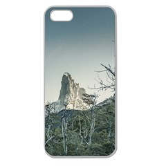 Fitz Roy Mountain, El Chalten Patagonia   Argentina Apple Seamless iPhone 5 Case (Clear)