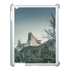 Fitz Roy Mountain, El Chalten Patagonia   Argentina Apple iPad 3/4 Case (White)