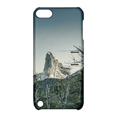 Fitz Roy Mountain, El Chalten Patagonia   Argentina Apple iPod Touch 5 Hardshell Case with Stand