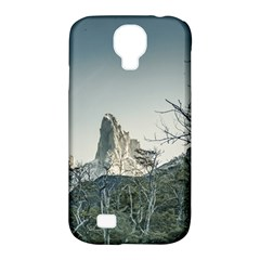 Fitz Roy Mountain, El Chalten Patagonia   Argentina Samsung Galaxy S4 Classic Hardshell Case (PC+Silicone)