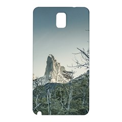Fitz Roy Mountain, El Chalten Patagonia   Argentina Samsung Galaxy Note 3 N9005 Hardshell Back Case