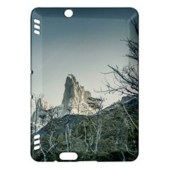 Fitz Roy Mountain, El Chalten Patagonia   Argentina Kindle Fire HDX Hardshell Case