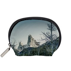 Fitz Roy Mountain, El Chalten Patagonia   Argentina Accessory Pouches (Small)