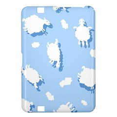Vector Sheep Clouds Background Kindle Fire Hd 8 9