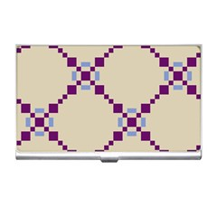 Pattern Background Vector Seamless Business Card Holders