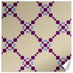 Pattern Background Vector Seamless Canvas 20  X 20