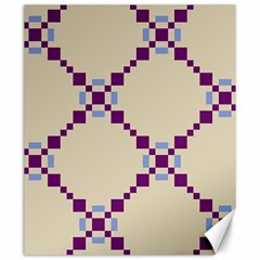 Pattern Background Vector Seamless Canvas 20  X 24