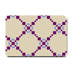 Pattern Background Vector Seamless Small Doormat