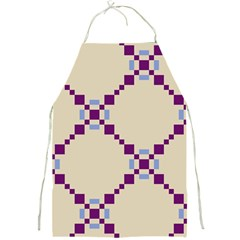Pattern Background Vector Seamless Full Print Aprons